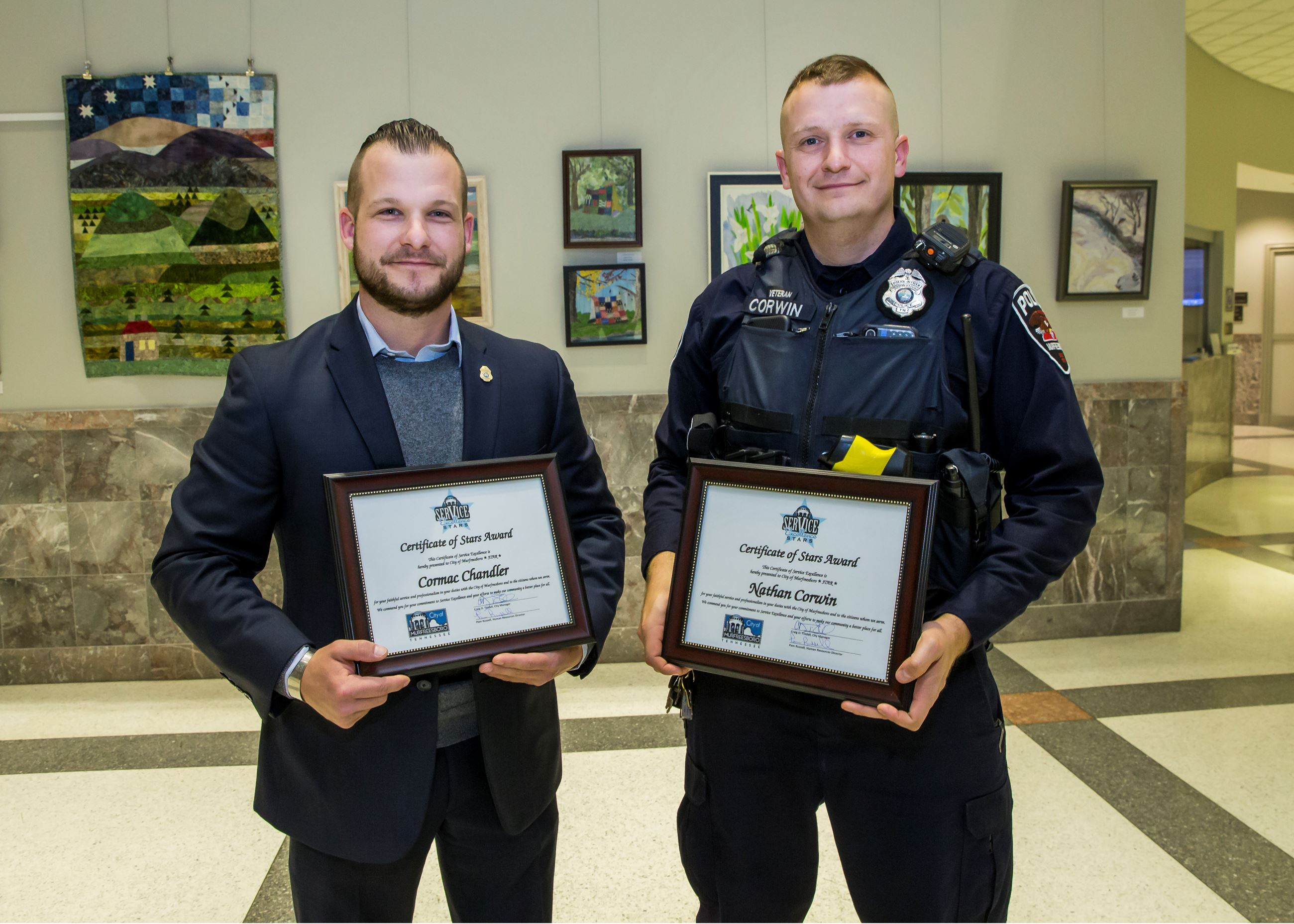 112119-stars-2447 Officer Chandler and Officer Corwin