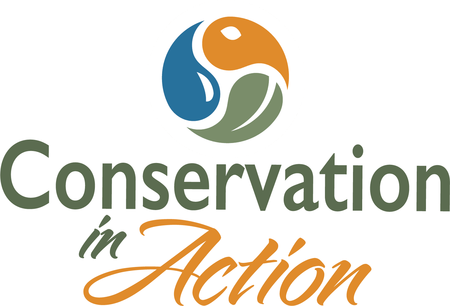 Conservation in Action logo