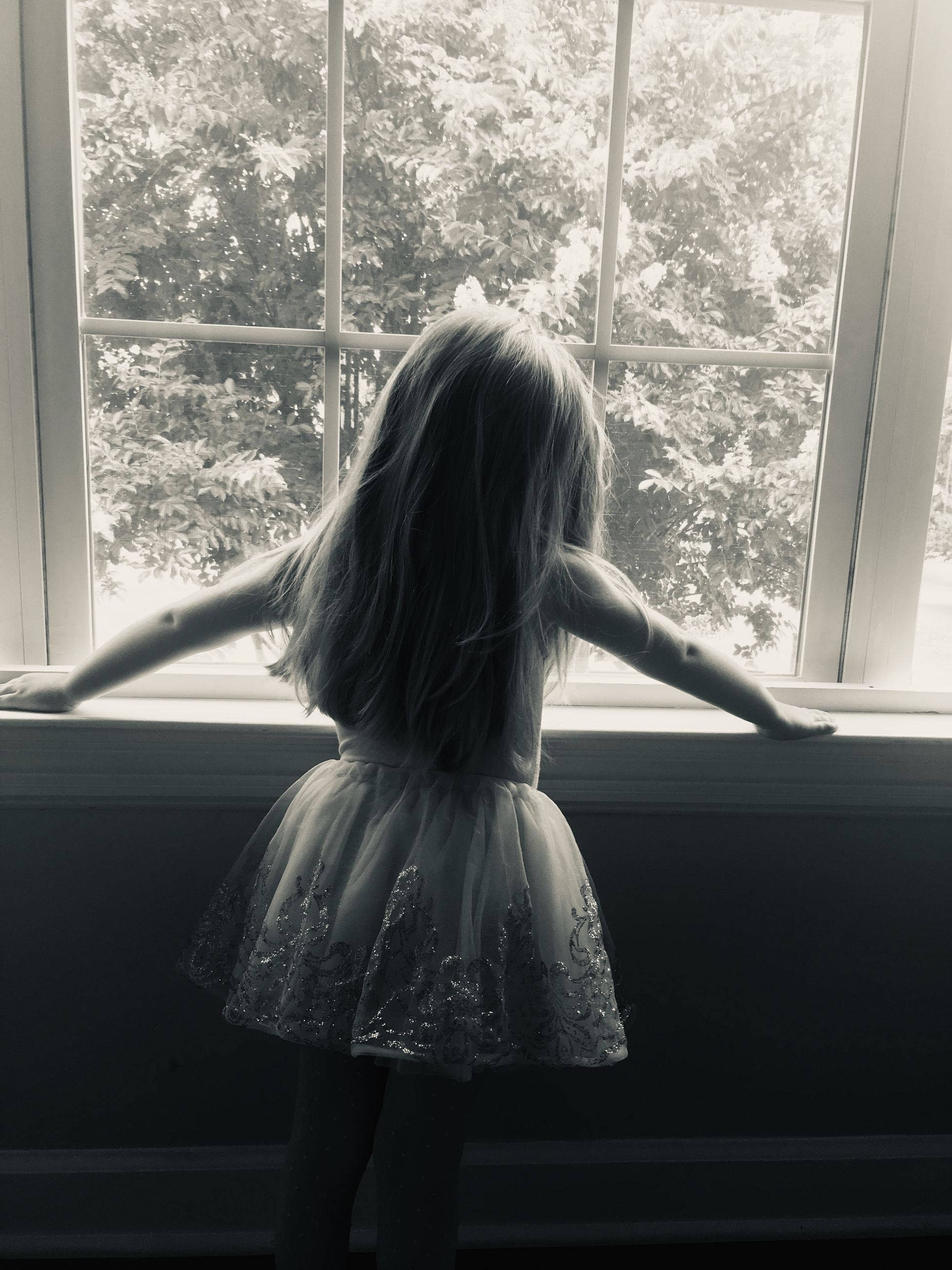 People, Young Ballerina by Elise Ponder HM