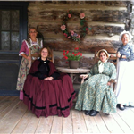 2019 cannonsburgh ladies on the porch for city website calendar