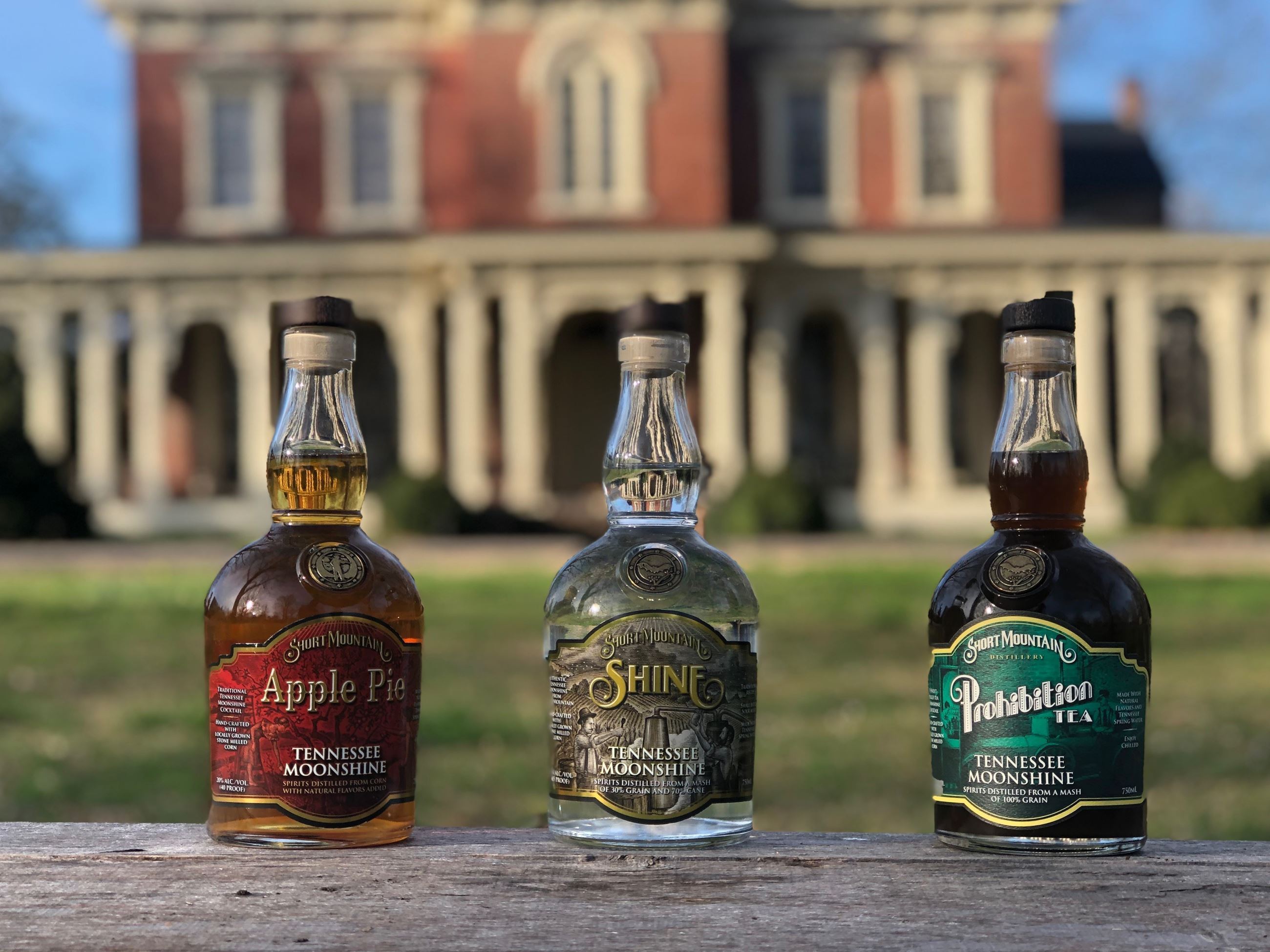 Oaklands Moonshine in Mansion Publicity Photo