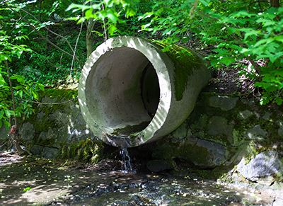 Stormwater Outfall