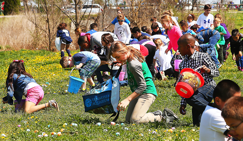 Citywide Easter Egg Hunt