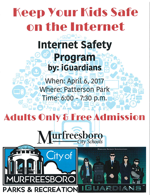 Internet Safety Flyer