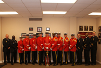 Honor Guard National Champions
