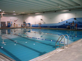 Sports*Com indoor pool