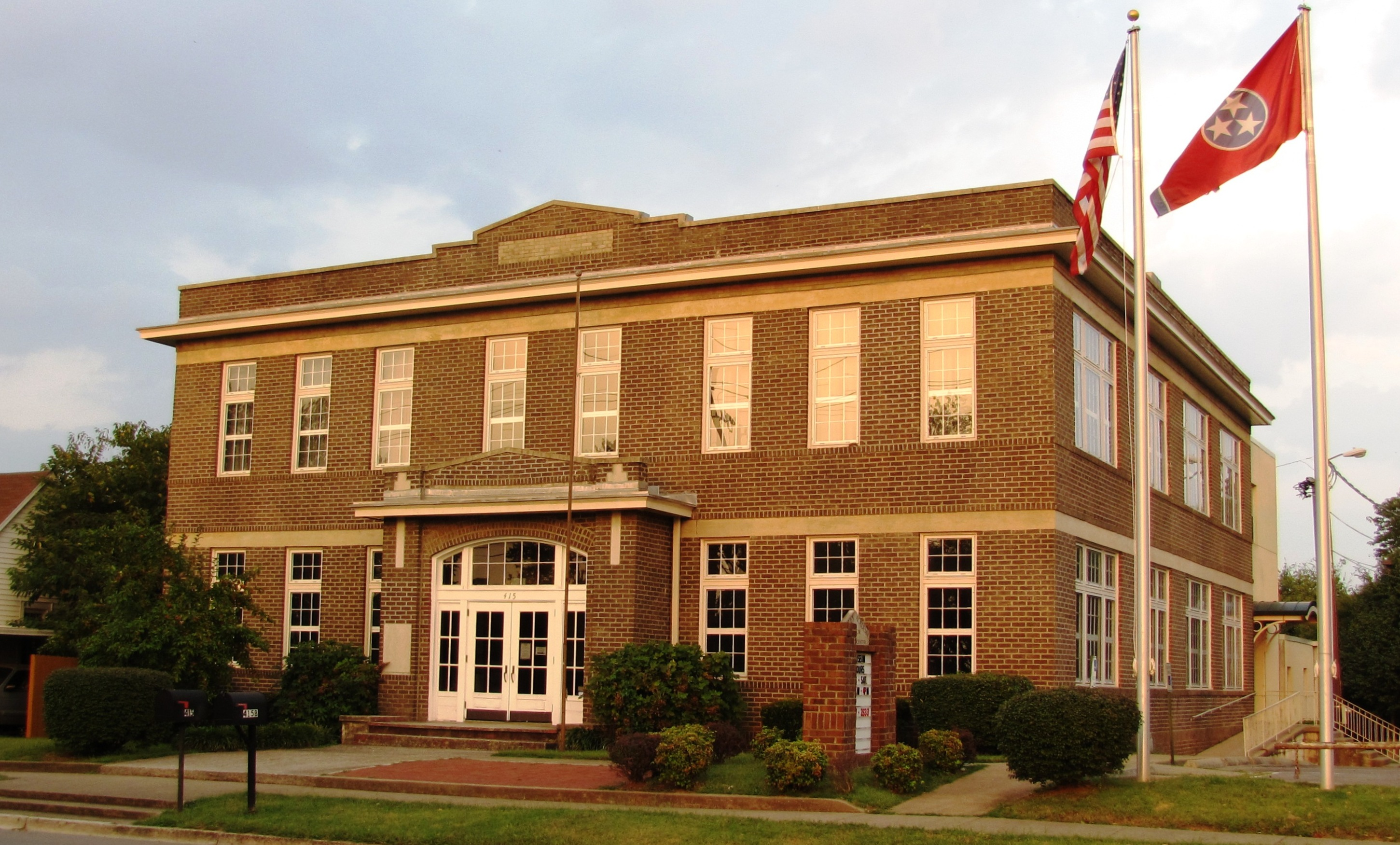 Bradley Academy Museum and Cultural Center