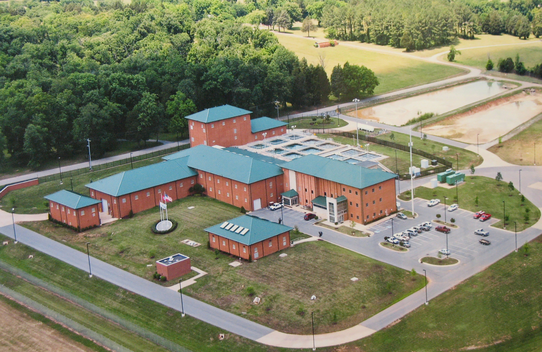 Stones River Water Treatment Plant