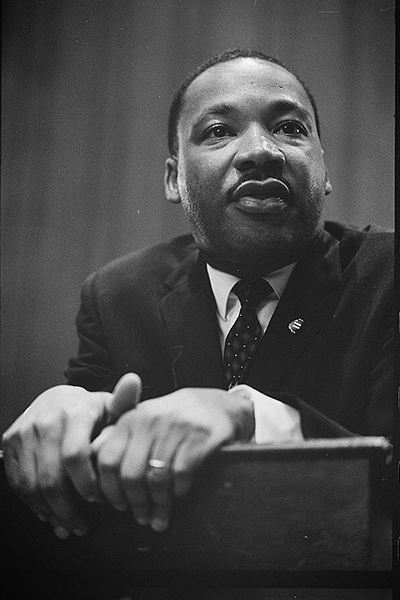 Dr. Martin Luther King Jr. COMMONS