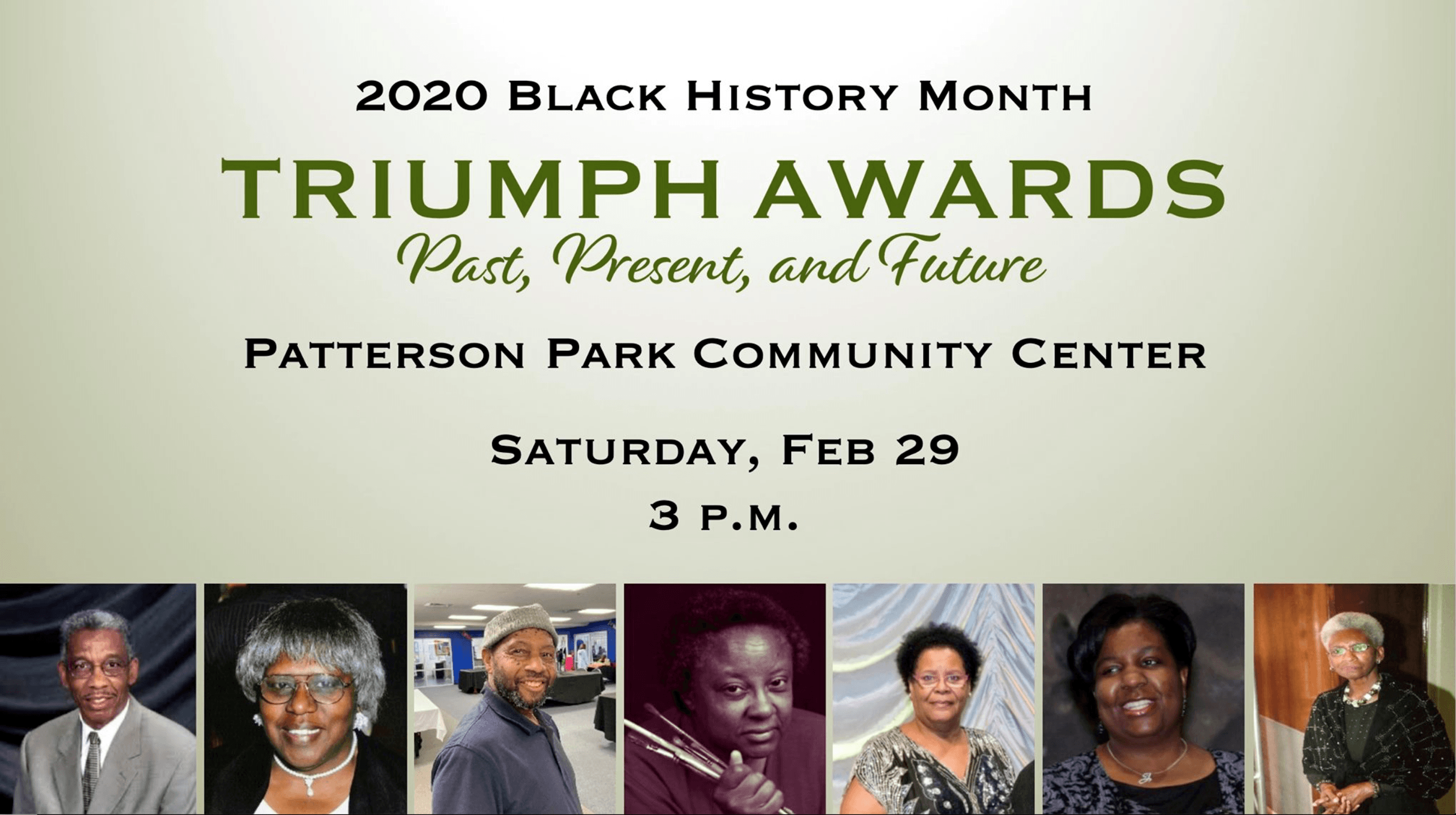 Trumph Awards Feb 29