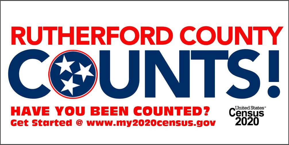 062920 Rutherford County Have You Been Counted