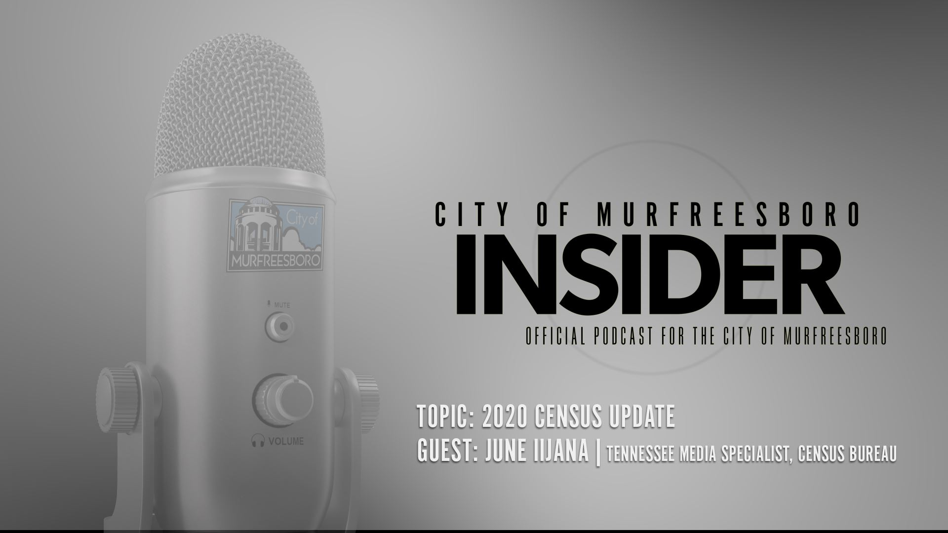 Insider Promotional Image-2020 Census Update