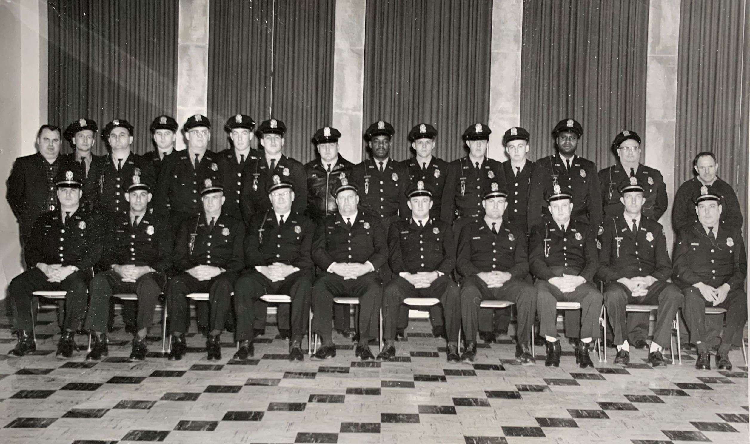 Old Murfreesboro Police Officers Photo