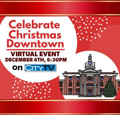 Celebrate Downtown Christmas