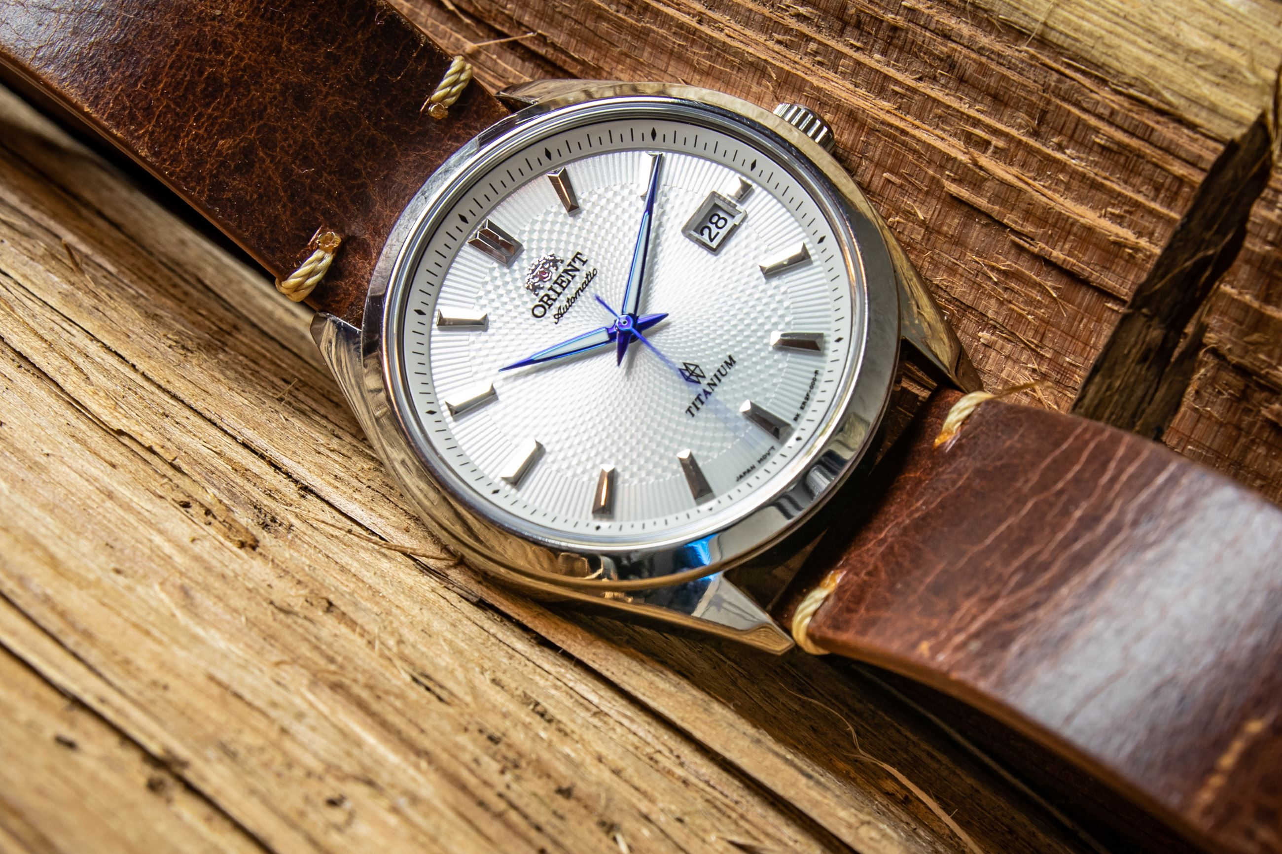 Orient on a Leather Strap Best in Show Runner Up