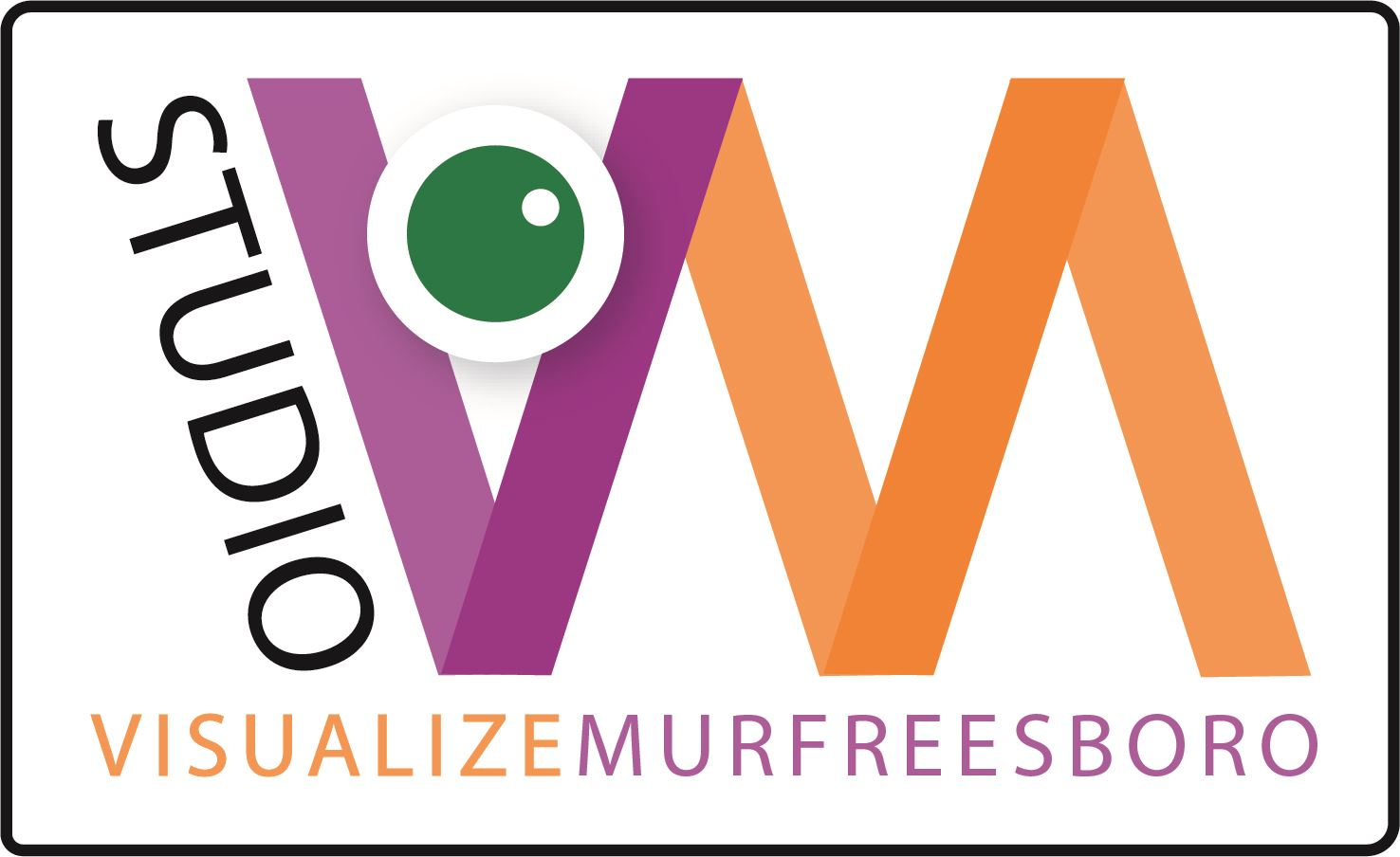 Studio Visualize Murfreesboro Logo